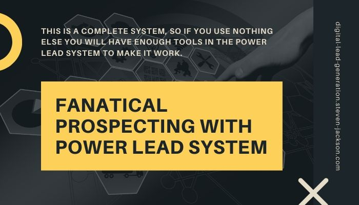 Is Digital Lead Generation A Must For Fanatical Prospecting